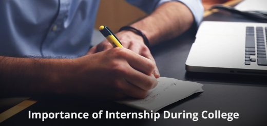 Importance of Internships during college