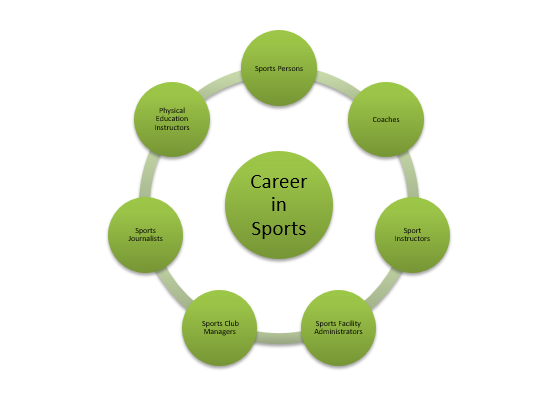 career in sports - krackin